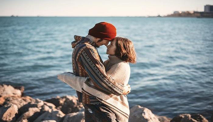 Ve con ella si quieres encontrar el amor